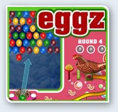 aarp games Eggz